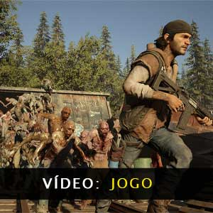 Days Gone Vídeo de jogabilidade