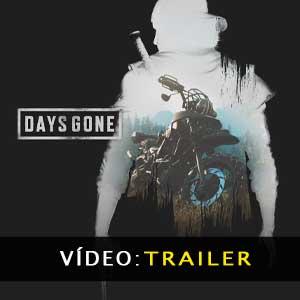 Days Gone Vídeo do atrelado
