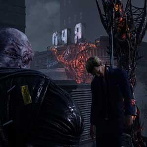 Dead by Daylight Resident Evil Chapter Anzóis
