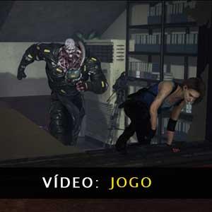 Dead by Daylight Resident Evil Chapter Vídeo De Jogabilidade