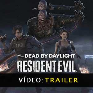 Dead by Daylight Resident Evil Chapter Atrelado De Vídeo