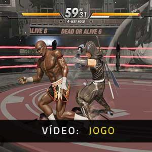 Dead or Alive 6 Vídeo de jogabilidade