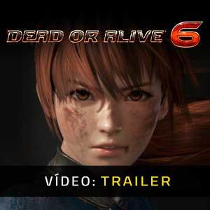 Dead or Alive 6 Atrelado de vídeo
