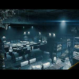 Death Stranding Director's Cut PS5 Instalação Subterrânea