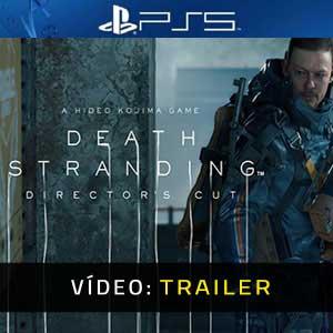 Death Stranding Director's Cut PS5 Atrelado De Vídeo