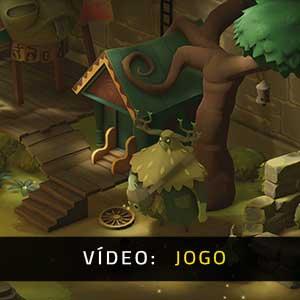 Deaths Door Vídeo de jogabilidade