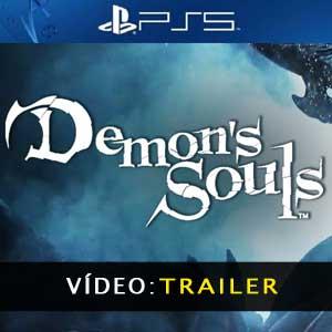 Demon's Souls PS5 Atrelado De Vídeo