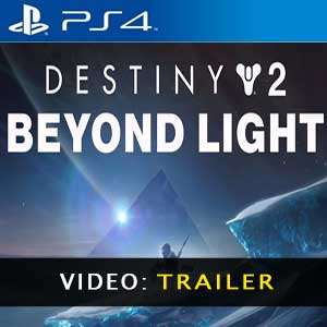 Destiny 2 Beyond Light Vídeo do atrelado