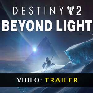 Destiny 2 Beyond Light Vídeo do atrelado