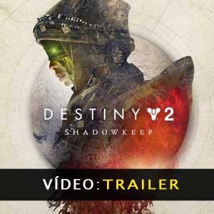 Destiny 2 Fortaleza das Sombras Atrelado de vídeo