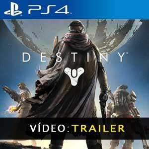 Destiny Vídeo do atrelado