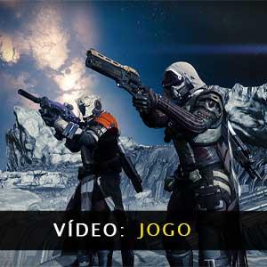 Destiny Vídeo de jogabilidade