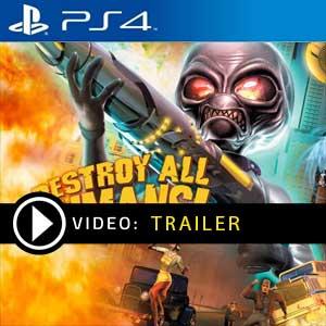 Comprar Destroy All Humans PS4 Código de Jogo Comparar preços