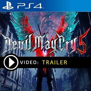 Comprar DEVIL MAY CRY 5 PS4 Comparar Preços