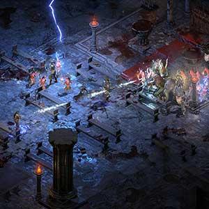Diablo 2 Resurrected Batalha