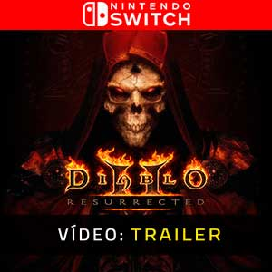Diablo 2 Resurrected Nintendo Switch Vídeo do atrelado