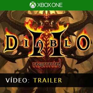 Diablo 2 Resurrected Vídeo do atrelado