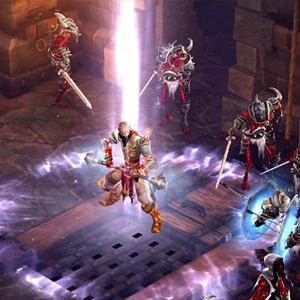 Diablo 3 Monge