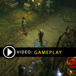 Diablo 3 Ultimate Evil Edition video gameplay