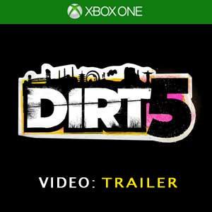 Vídeo Trailer Dirt 5