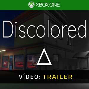 Discolored Xbox One Atrelado de vídeo