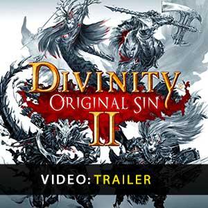 Vídeo do atrelado Divinity Original Sin 2