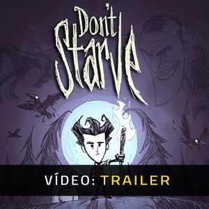 Don't Starve Atrelado De Vídeo