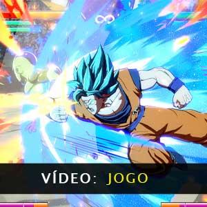 Dragon Ball FighterZ vídeo de jogabilidade