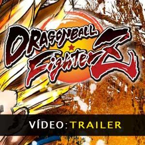 Dragon Ball FighterZ vídeo do trailer