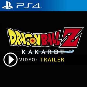 Comprar Dragon Ball Z Kakarot PS4 Comparar Preços
