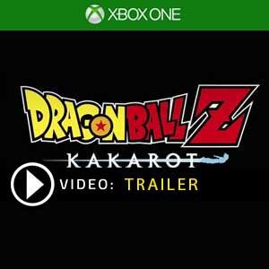 Comprar Dragon Ball Z Kakarot Xbox One Barato Comparar Preços