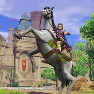 Dragon Quest 11 Echoes of an Elusive Age