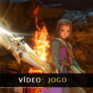 DRAGON QUEST 11 S Echoes of an Elusive Age Jogo de vídeo