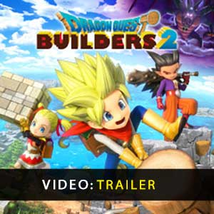 Comprar Dragon Quest Builders 2 CD Key Comparar preços