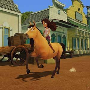 DreamWorks Spirit Lucky's Big Adventure - Passeio