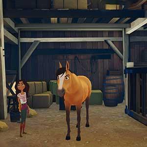 DreamWorks Spirit Lucky's Big Adventure - Garanhão