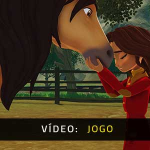 DreamWorks Spirit Lucky's Big Adventure Vídeo de jogabilidade