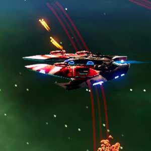Drone Swarm Gameplay Ataque