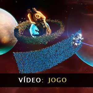 Drone Swarm Vídeo de jogabilidade