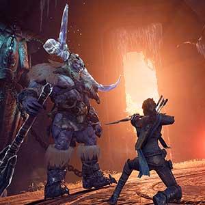 Dungeons & Dragons Dark Alliance Gigante De Gelo