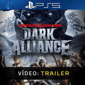Dungeons & Dragons Dark Alliance PS5 Atrelado De Vídeo