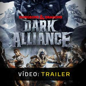 Dungeons & Dragons Dark Alliance Atrelado De Vídeo