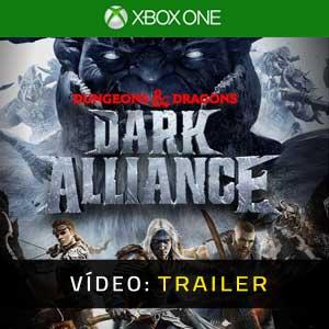 Dungeons & Dragons Dark Alliance Xbox One Atrelado De Vídeo