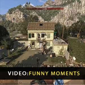Momentos Engraçados de Morrer
