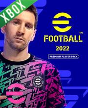 eFootball 2022 Premium Player Pack