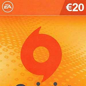 EA Origin Cash Card - 20