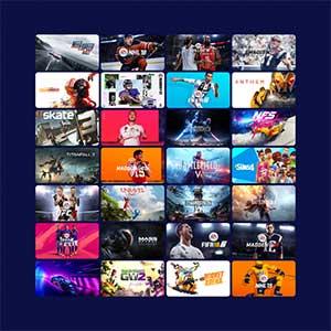 EA PLAY PRO Catálogo De Jogos