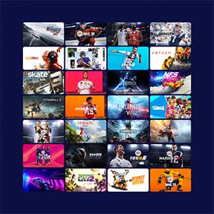 EA PLAY Catálogo De Jogos