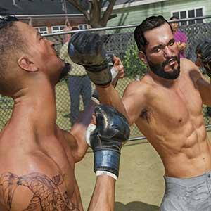 UFC 4 Lutas de Amadores