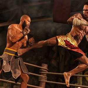 UFC 4 Estilo de combate